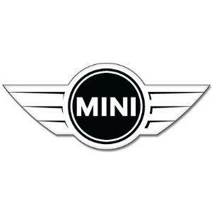 Mini Cooper BMW MINI Logo car styling sticker 5 x 3