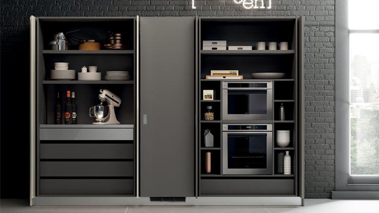 armadio cucina Scavolini | KITCHENETTE | Pinterest | Armadio ...