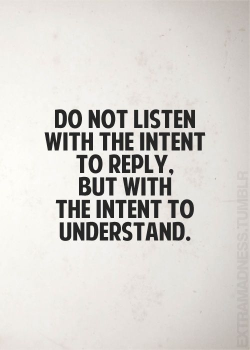 Listening Quotes There is a difference between hearing what is said and listening  Listening Quotes