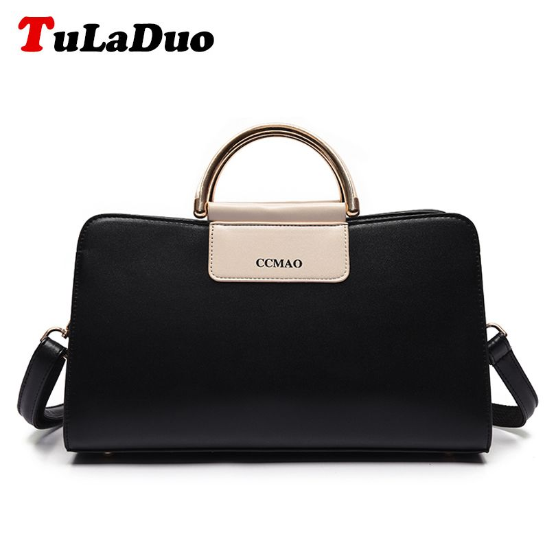 Luxury Handbags Women Bags Designer Famous Brand Women Shoulder Bag Black Fashion  Top-handle bag Leather Ladies Hand Bags Tote Price  45.60   FREE Shipping  ... c23efdffb4