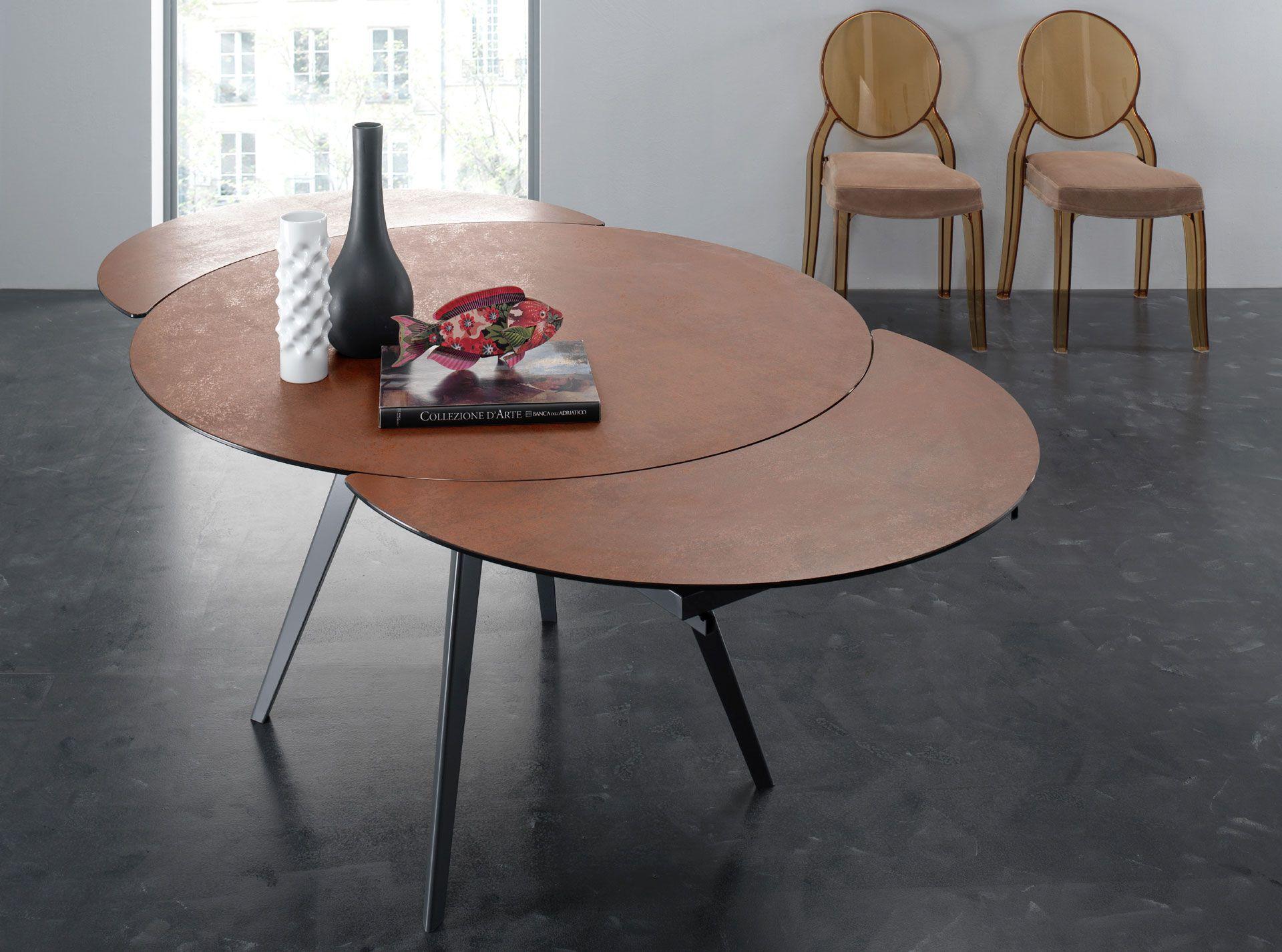 Tavolo Eurosedia ~ Eurosedia tavolo argo acciaio metallo gen g  stuff