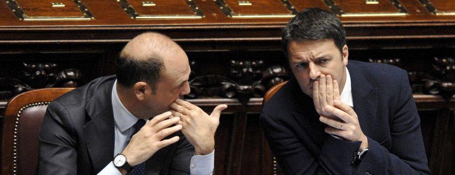 Informazione Contro!: RENZI NON REGALA IL JOBS ACT AD ALFANO