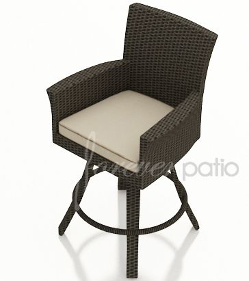 FP-HAM Hampton Outdoor Bar Stools by Forever Patio and NorthCape ...
