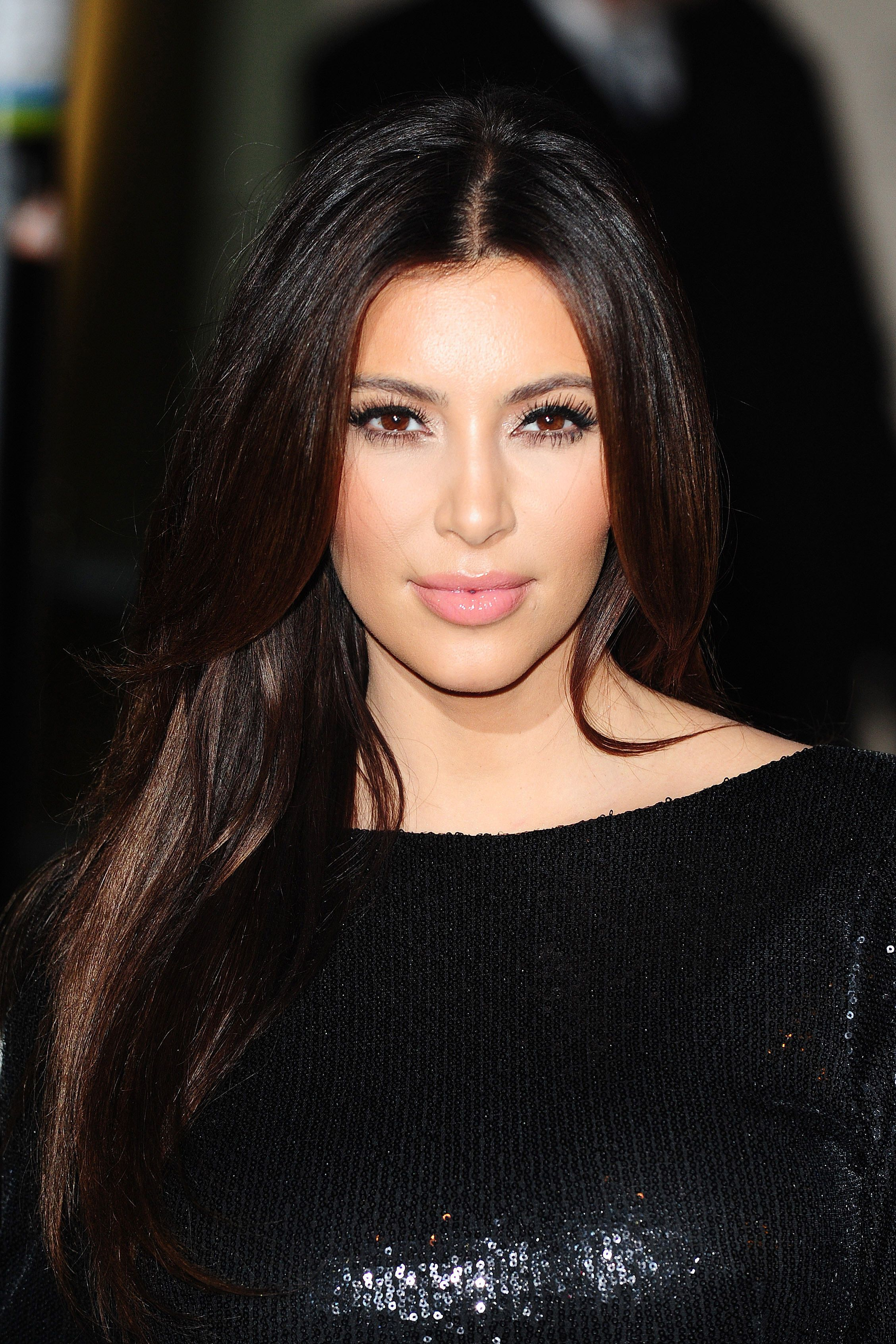 Kim K Glowing Shes Gorgeous