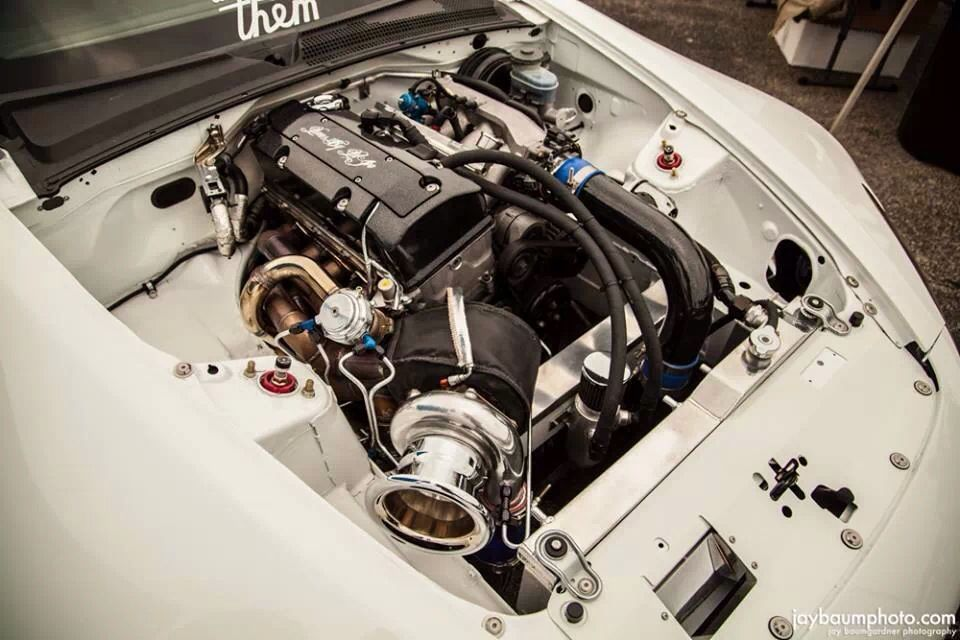 Honda S2000 Turbo