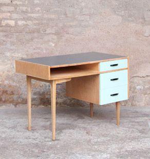 les gentlemen designers chinent pour vous retrouvez notre s lection de mobilier vintage chaque. Black Bedroom Furniture Sets. Home Design Ideas