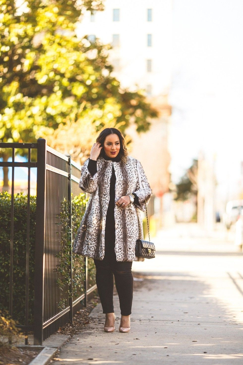 13 Ways To Wear Leopard Print And Look Chic—Not Cheesy