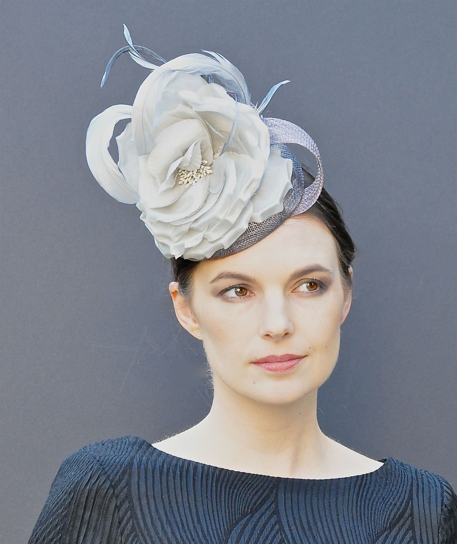 ed74ef27d48ef Handmade in my millinery studio in the Hollywood Hills. Available at   AwardMillineryDesign.com