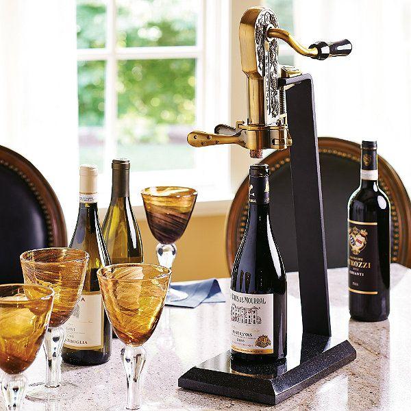 Granite Base Wine Opener Wine Bottle Opener Wine Making Wine Drinks