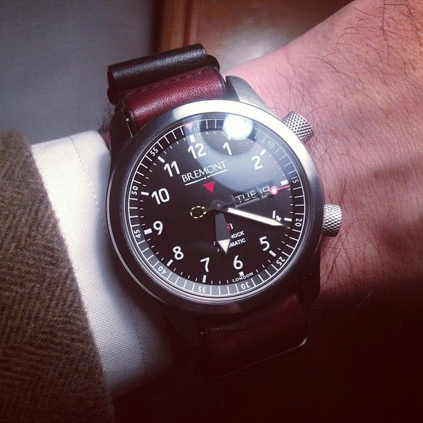 Wearing my own @Bremont Watch MBII tonight as we host readers at the @Ace Hotel.  (at Ace Hotel)