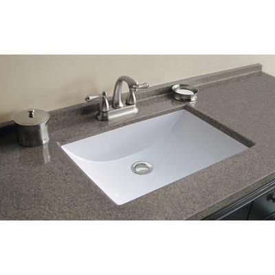 Terrific Woodnote 49 Inch Walnut Vanity Top With Wave Bowl 48666 Interior Design Ideas Pimpapslepicentreinfo