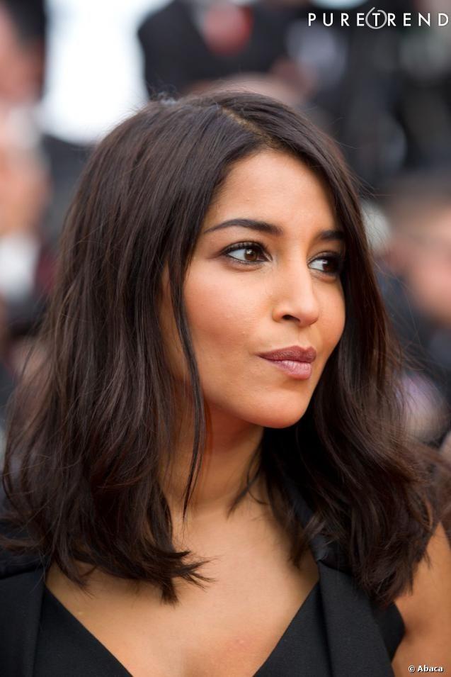 PHOTOS Leîla Bekhti est abonnée au carré long flou. Une