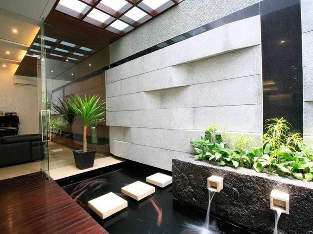 51 Worthy Indoor Fish Pond Ideas To Add Some Nature Impression