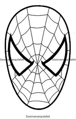 Gateau Spiderman Facile Anniversaire Enfant Tutoriel Spiderman