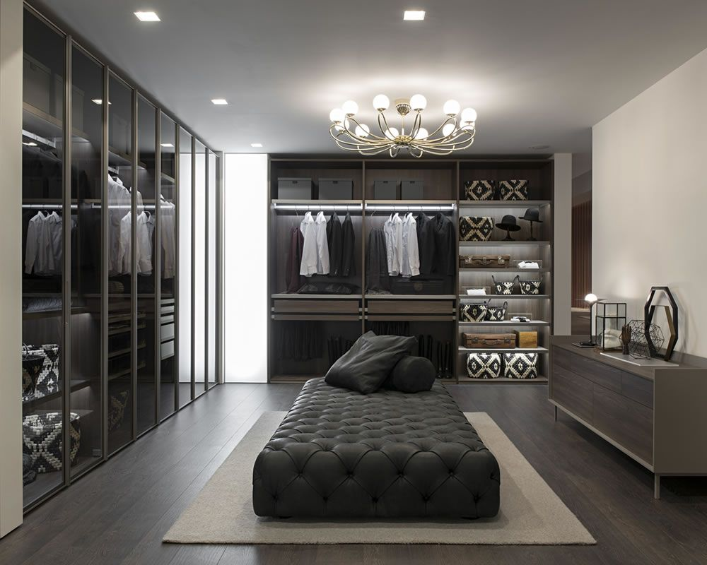 Walk In Wardrobes For Men Amp Dream Closet Inspiration Maison D Architecture Maison Maison