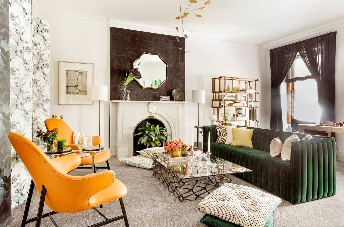 How Brooklyn Designers Create a Historic Townhouse for ...