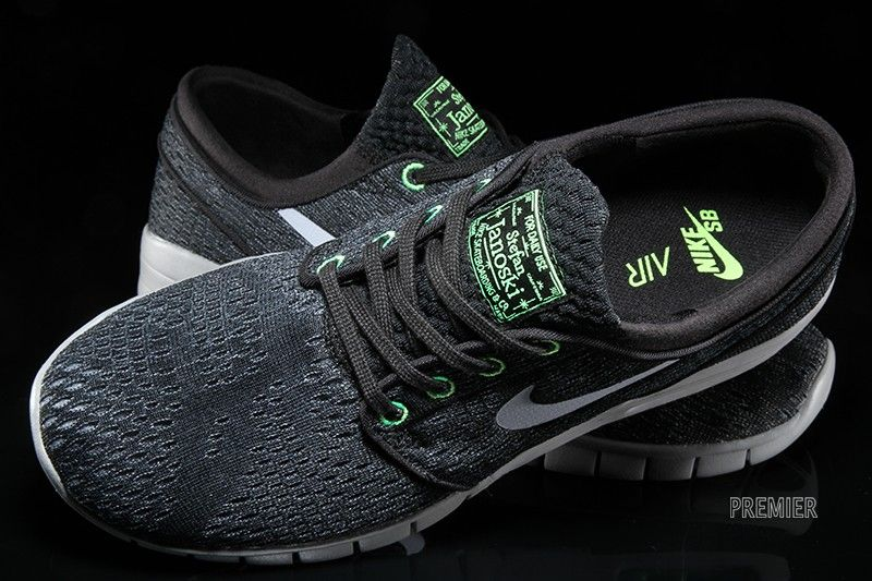 Nike SB Uses 'Reptile Mesh' for New Nike SB Stefan Janoski Max (Additional  Images)