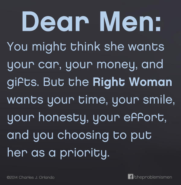 I dont think that all women care only about money, but ....