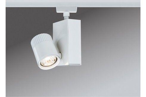 Urail Halogenovy Spot 1x50w Tecno 230v 12v Gu5 3 Bila Kolejnicove Svitidlo Spotlight Ceiling Railsystem Osvetleni Interier Paulmann Osvetleni