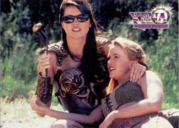 Was Xena A Lesbian