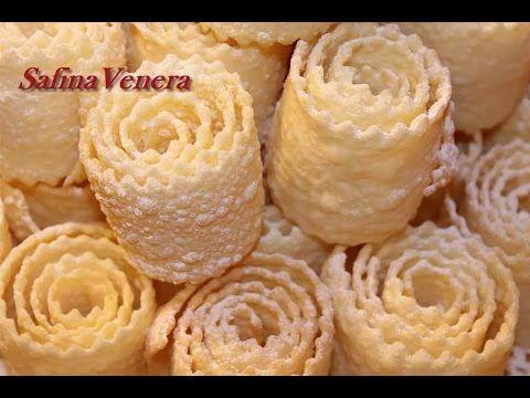 Хворост из желтков рецепт пошагово