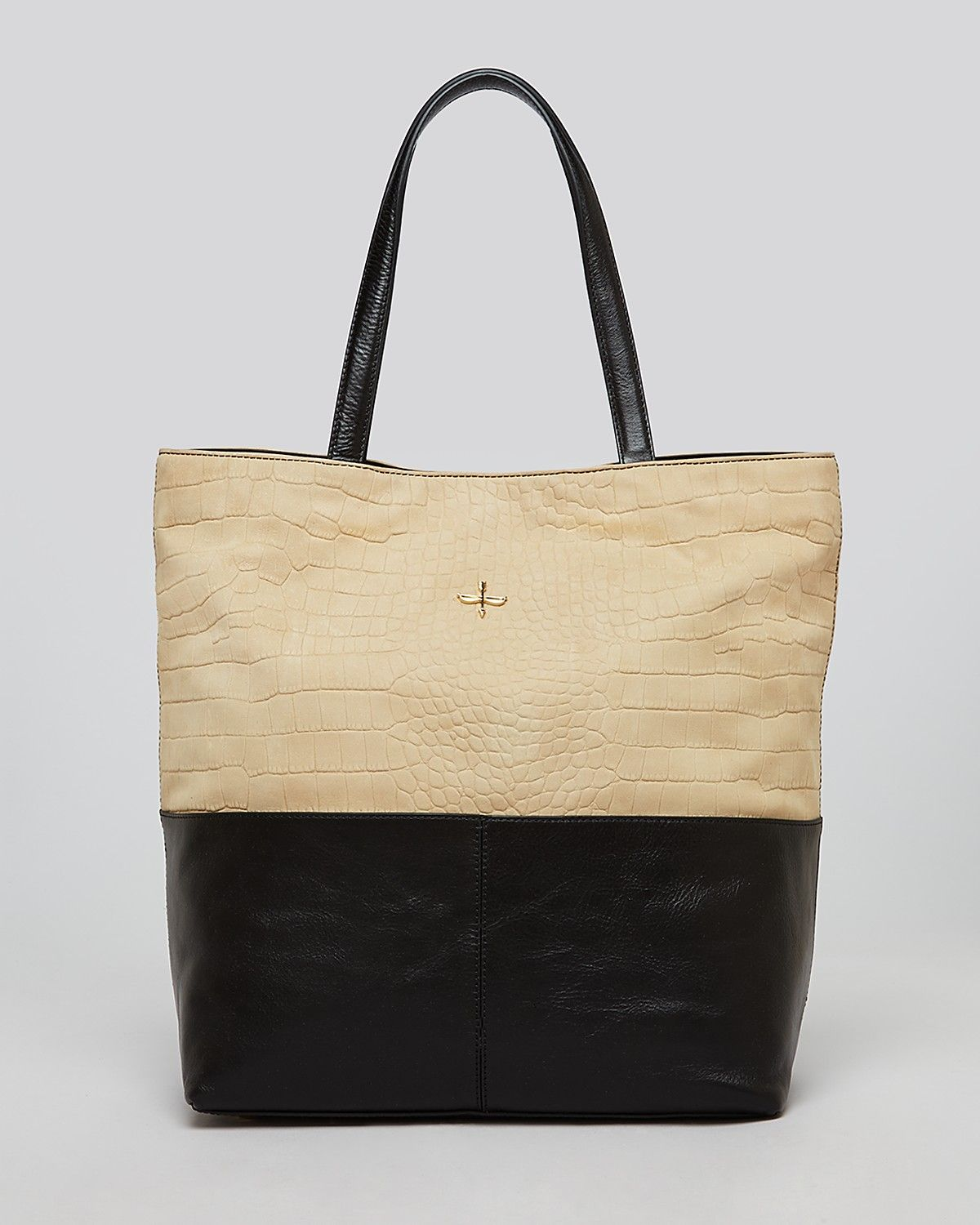 Pour La Victoire Tote - Maryse Two Tone | Bloomingdale's
