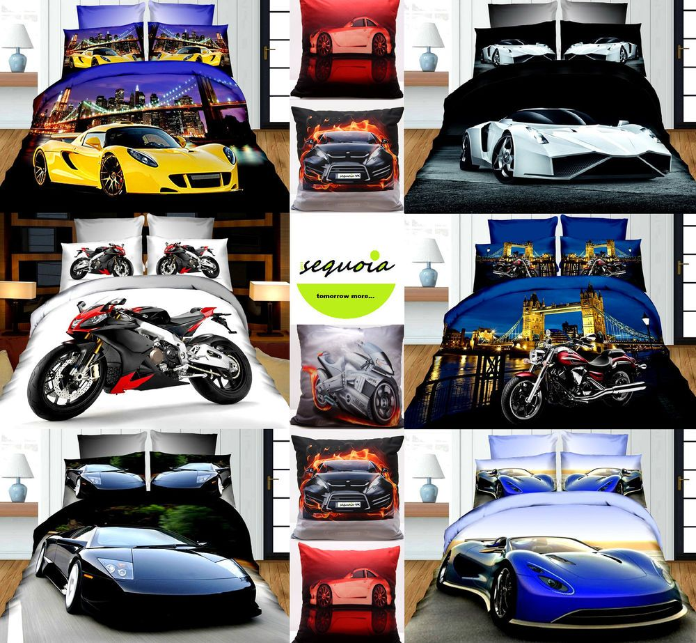Motorbike Bed Pillows for sale | eBay