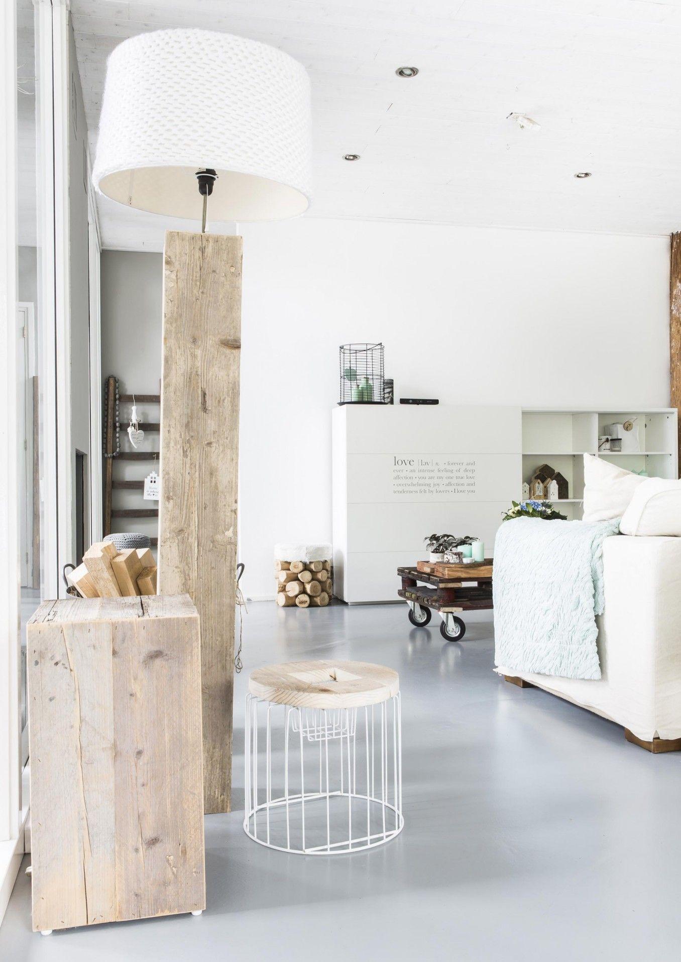 3-lichte-woonkamer - Ideeën voor het huis | Pinterest - Lichte ...