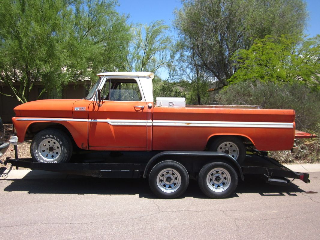All Chevy 1965 chevy c30 : 1965 Chevrolet Truck Original Paint. | 60-66 Chevy Truck Parts ...