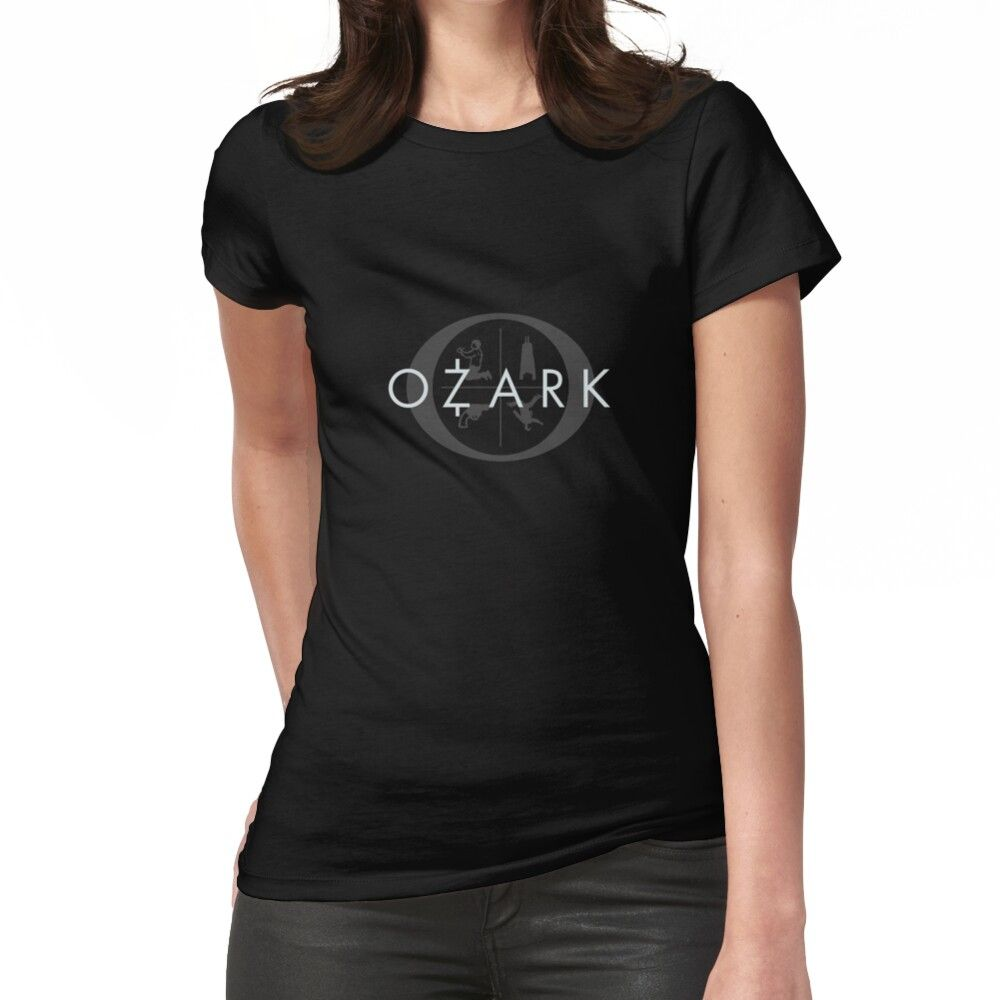 'Ozark - Season 2 ' T-Shirt by Trey Anderson