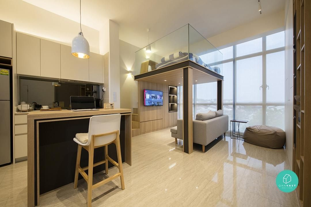 9 Neutral Homes With Natural Style Done Right Condo Interior Design Condo Interior Interior Design Singapore