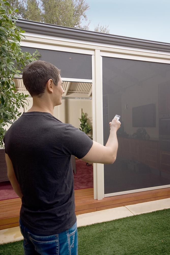Zipscreen Outside Blinds Outdoor Blinds Outdoor Awnings Custom Awnings