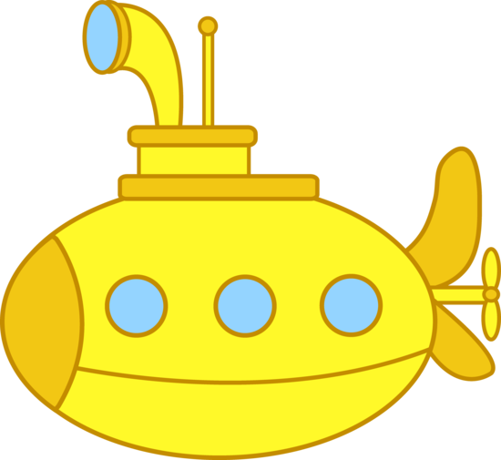 Image result for clipart of a submarine