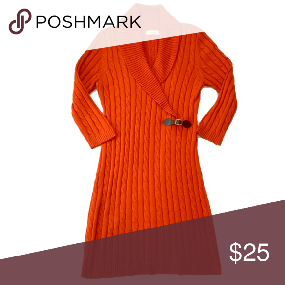 9fd993d440bf Cable knit sweater dress