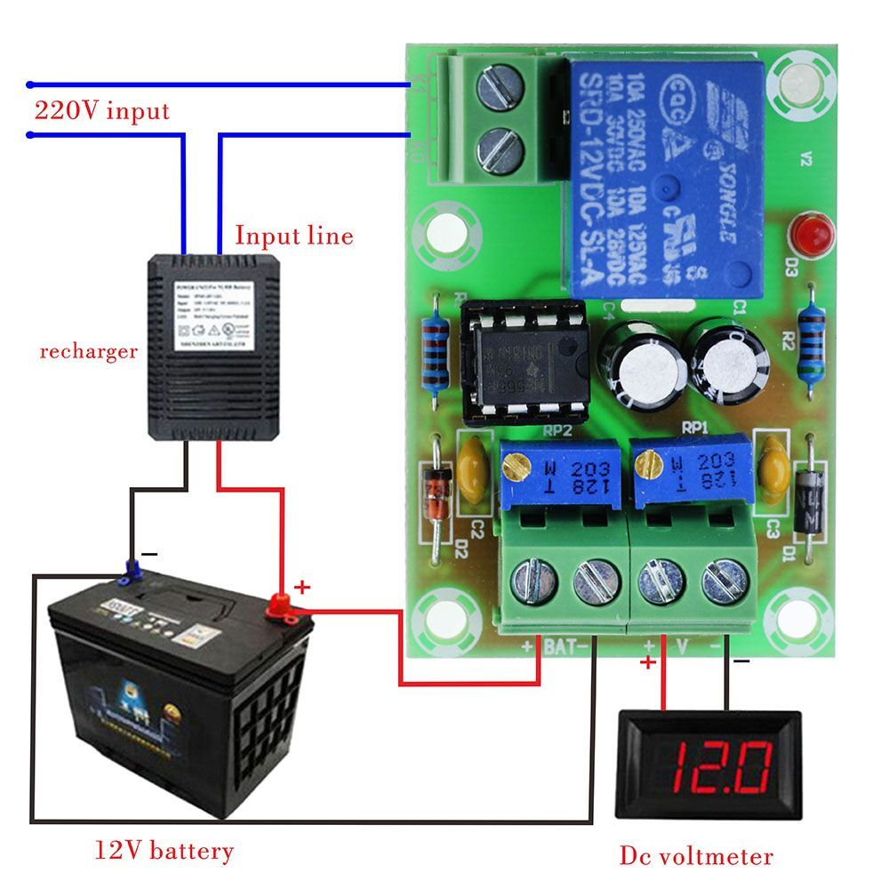 Switching Supply Computer 5v 15a 12v Electronic Projects Circuits