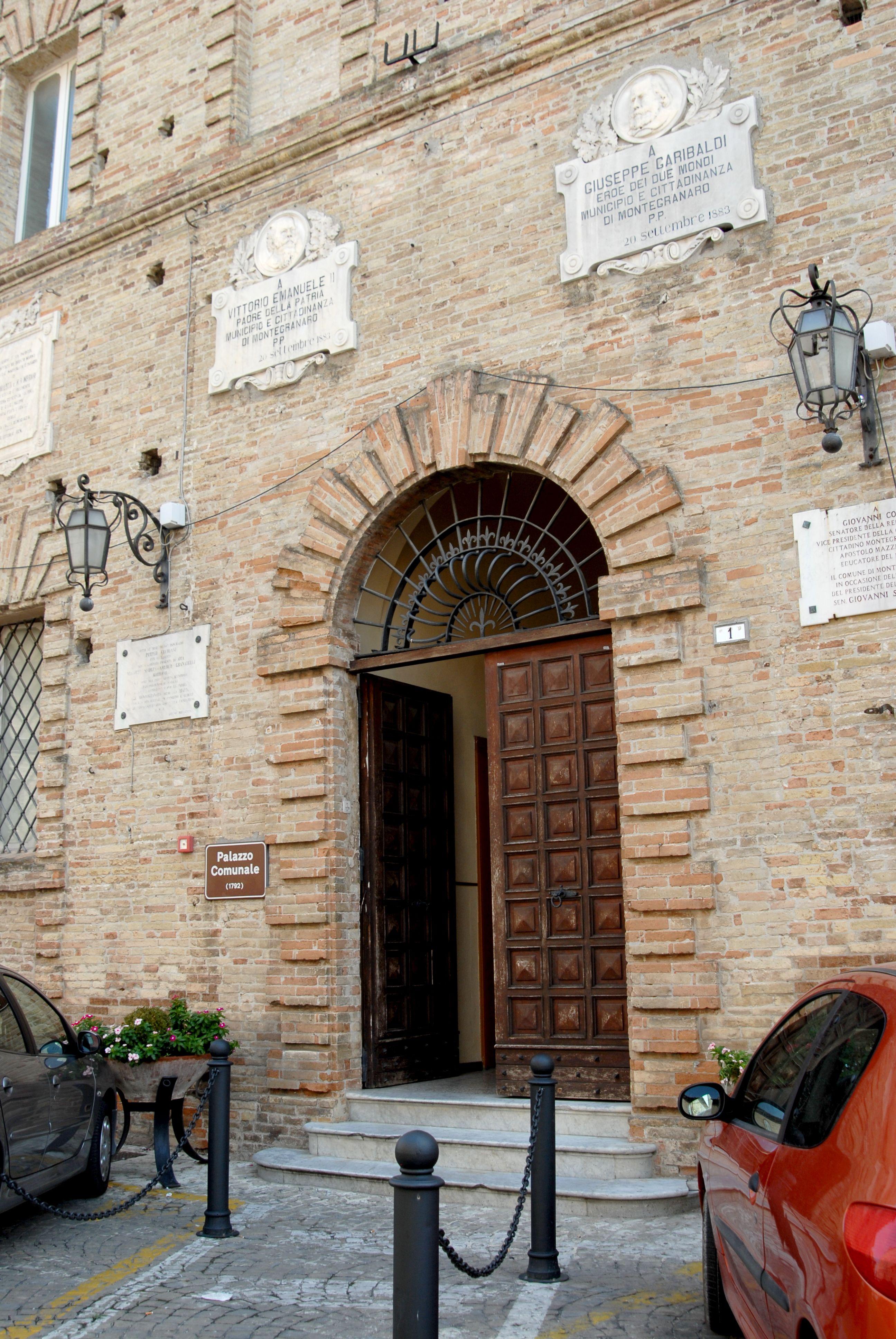Palazzo comunale #marcafermana #montegranaro #fermo #marche