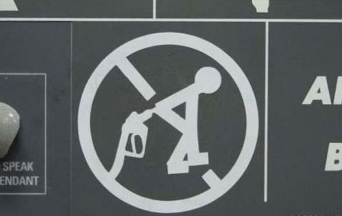 Was going to gas station to sodomize myself with a fuel nozzle  Saw