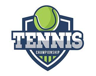 tennis logo logo design a sport logo very good price 99 00 logo rh pinterest com tennis club logo designs tennis logo design template
