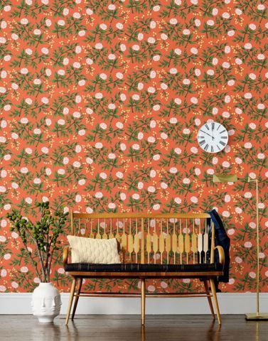 Wes Anderson Inspired Wallpaper Cuento Interiores