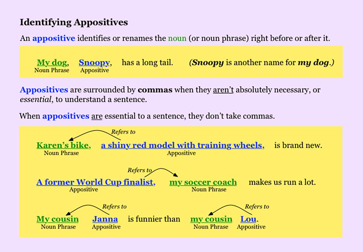 Pathway NoRedInk Nouns, Sentences, Understanding