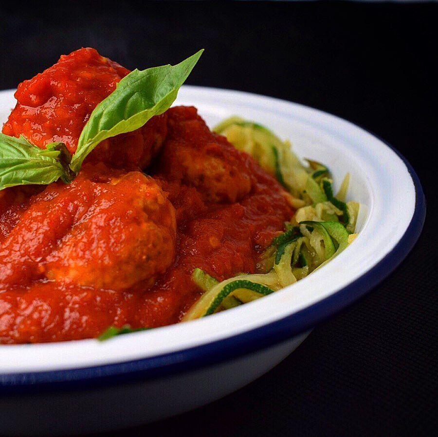 Turkey Spicy Meatballs ... Chicken Recipes healthy easy ...