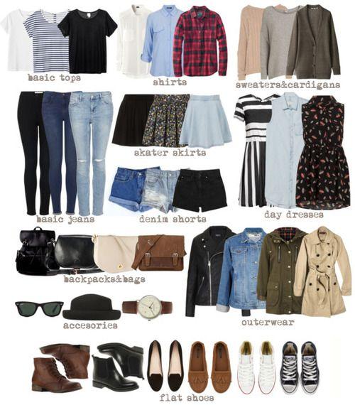 I need to go shopping now. Haha. With these basics, I can make soooooo many outfits yas.