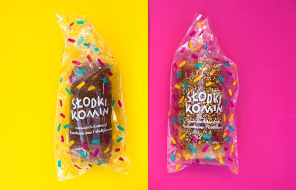 Contoh Kreatif Desain Kemasan Produk Makanan Unik dan