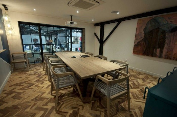 Nando's – Johannesburg Central Kitchen