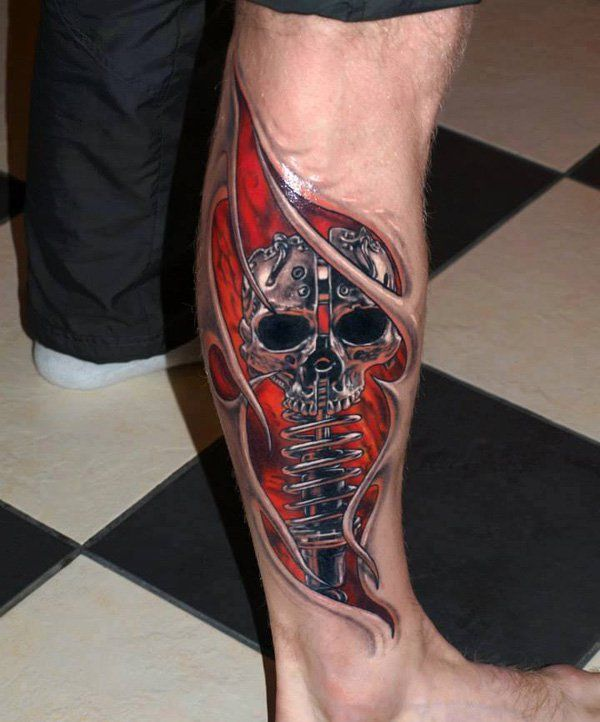 70 Amazing 3d Tattoo Designs Tattoos 3d Tattoos Tattoos