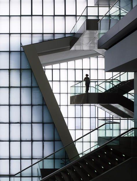 Chongqing Grand Theater / GMP Architects