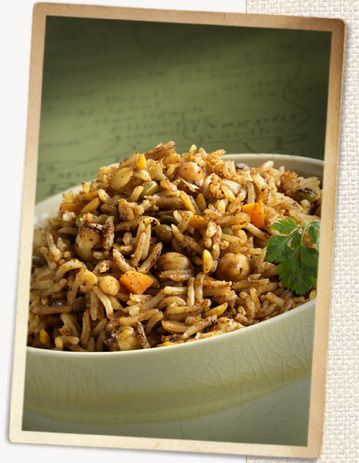 Seeds of Change | Indian Rice Blend