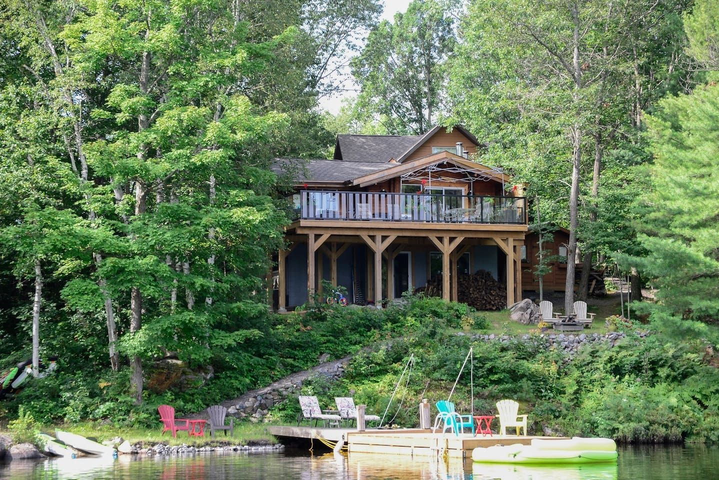 Miraculous Year Round One Bedroom Lake Front Cottage Cabins For Rent Download Free Architecture Designs Scobabritishbridgeorg