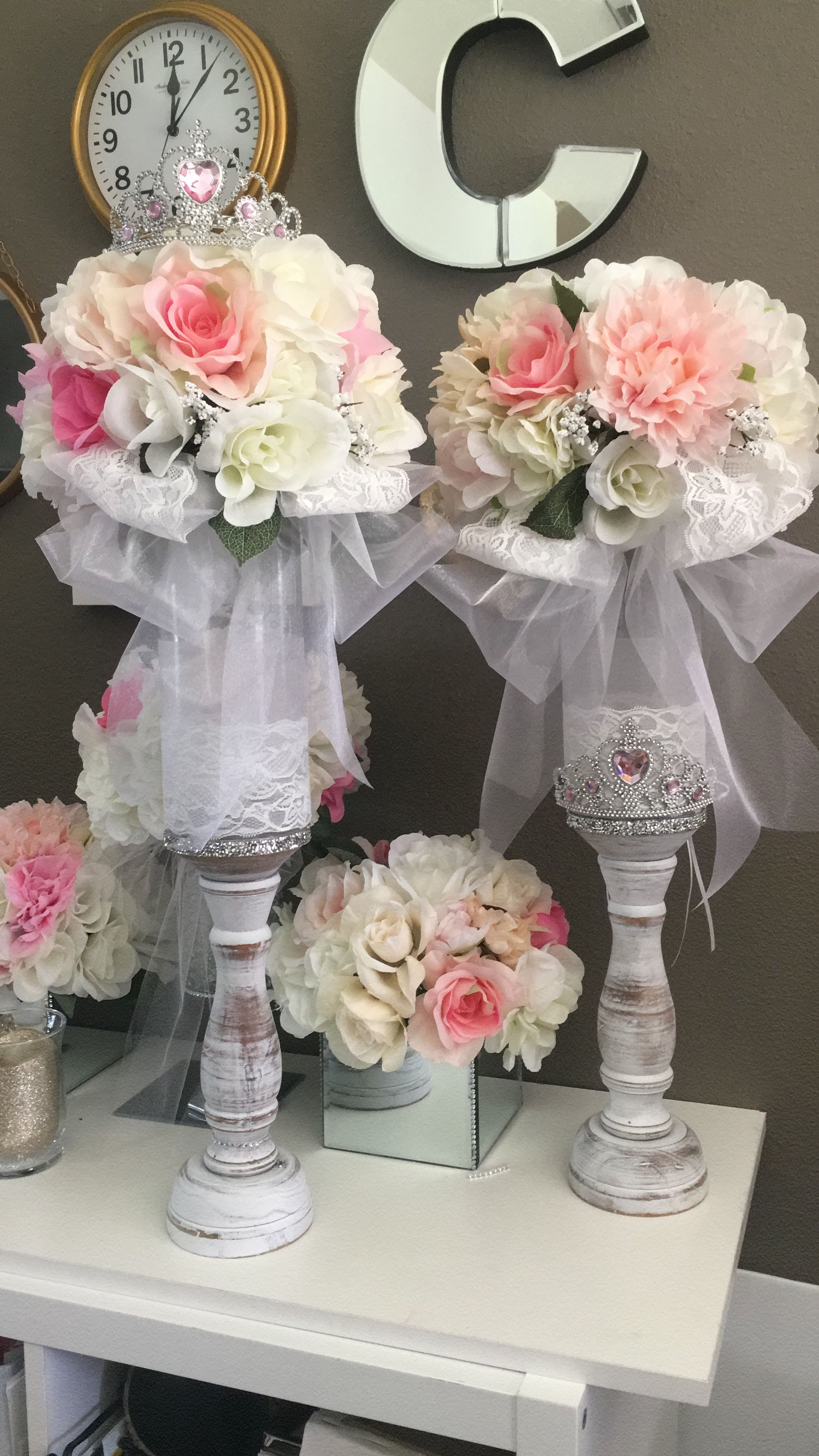 Diy flowers centerpiece for weddings sweet 1516 party