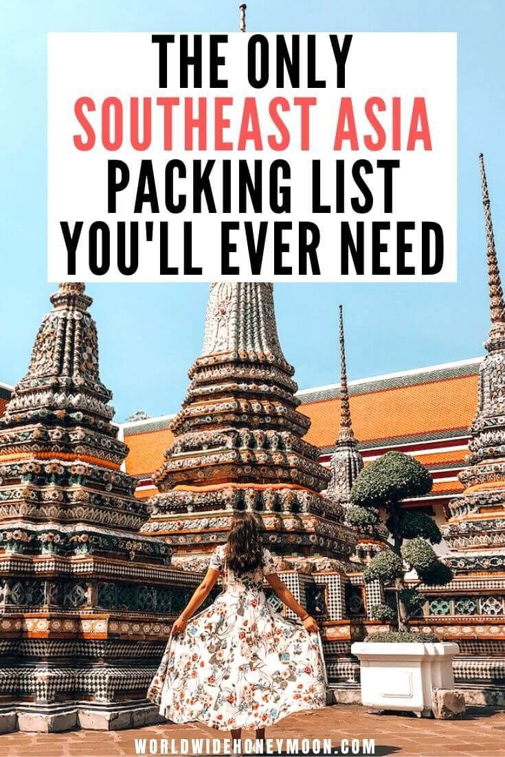 what to pack for vietnam and cambodia